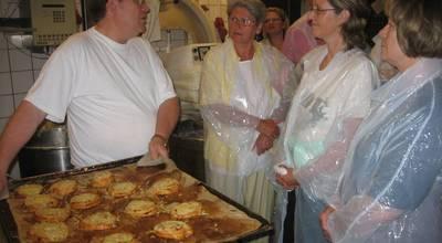 Mehr zu Bäcker Schreiber im Centrum Kaufhaus Schwedt