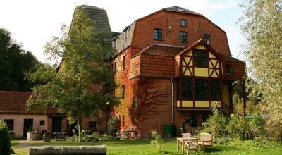 Mehr zu Mühlenmuseum Salvey Mühle