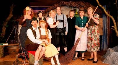 Mehr zu Theatergruppe Senfkorn - Kulturgärtnerei Hohenselchow