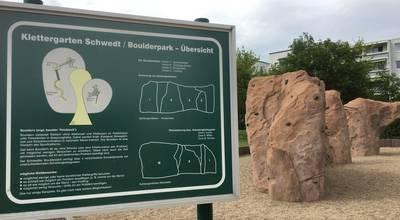 Mehr zu Klettergarten/Boulderpark Schwedt