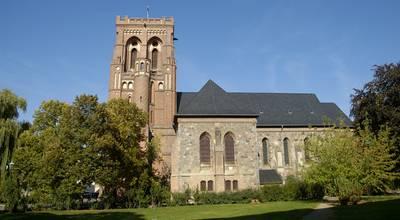 Mehr zu Evangelische Kirche St. Katharinen Schwedt/Oder